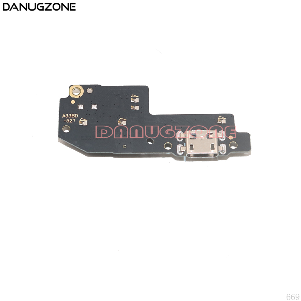 USB Charging Port Dock Plug Socket Jack Connector Charge Board Flex Cable For Infinix Hot S3 X573