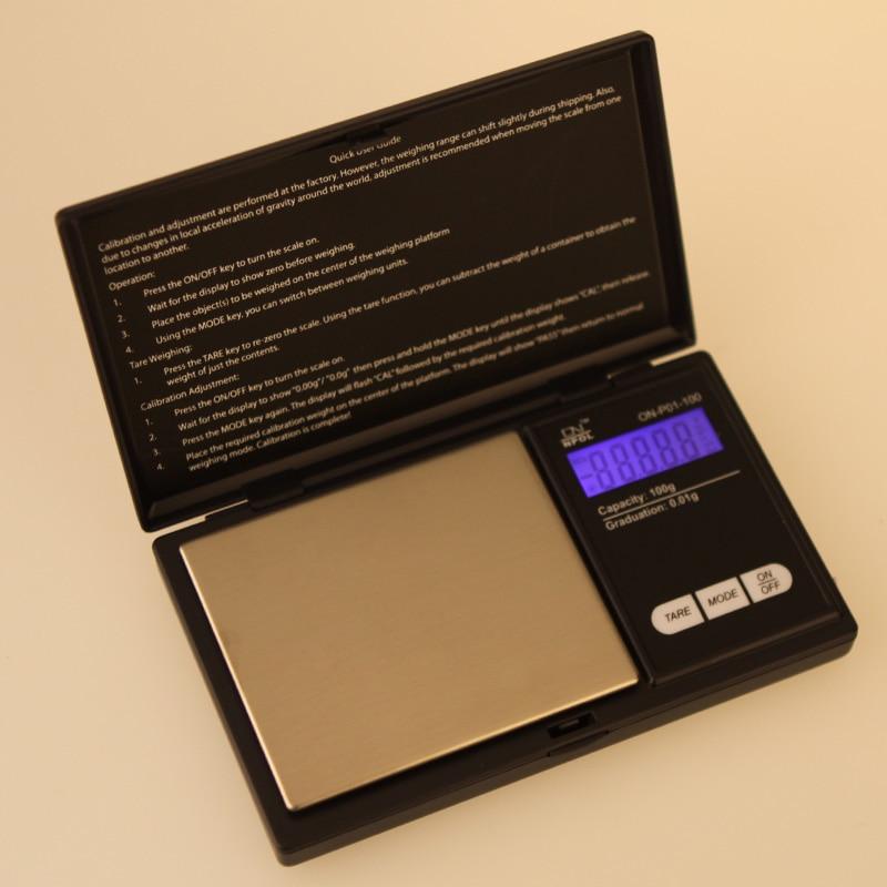Buy 100g mini lcd electronic for Mini digital jewelry pocket gram scale