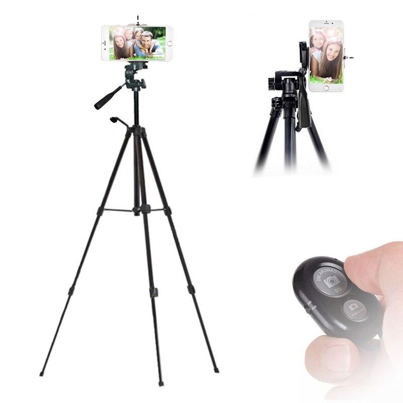 Mobile Téléphone Titulaire Smartphone Montage Caméra Trépied pour Téléphone pour iPhone Samsung Xiaomi etc Téléphones Portables de Voyage En Plein Air De Pêche