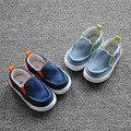 Apuramento palmilha 13 ~ 16.3 cm crianças shoes para o bebê meninos casual shoes meninas canvas shoes jeans casual clearance