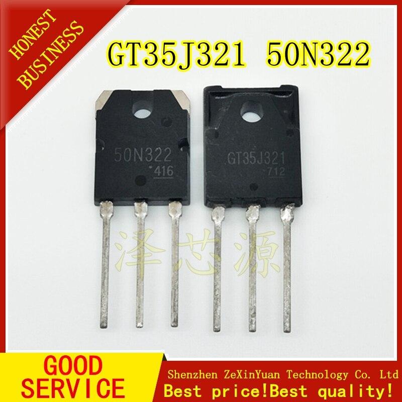 4pcs/lot 2pcs GT35J321 + 2pcs GT50N322 50N322 35J321 TO-3P