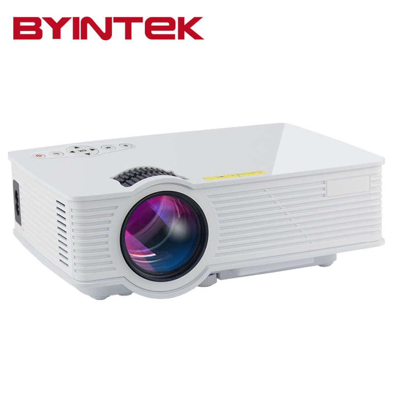Led Lcd Projector X7 Home Cinema Theater Multimedia Led: BYINTEK BT140 Home Theater X7 Cinema 1080P HD HDMI USB
