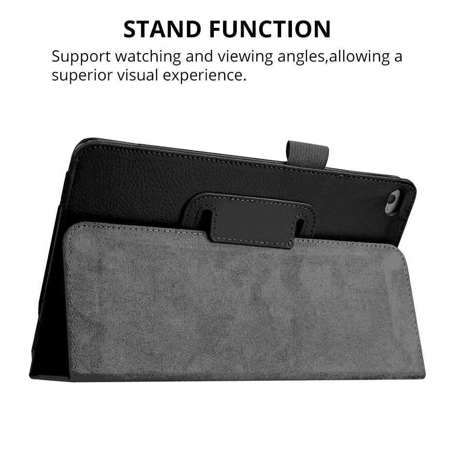 for Apple iPad Mini 1 2 3 Magnetic Folding Folio Cover Stand PU Leather Case 7.9 inch for Tablets Tablet iPad mini2 mini3 mini