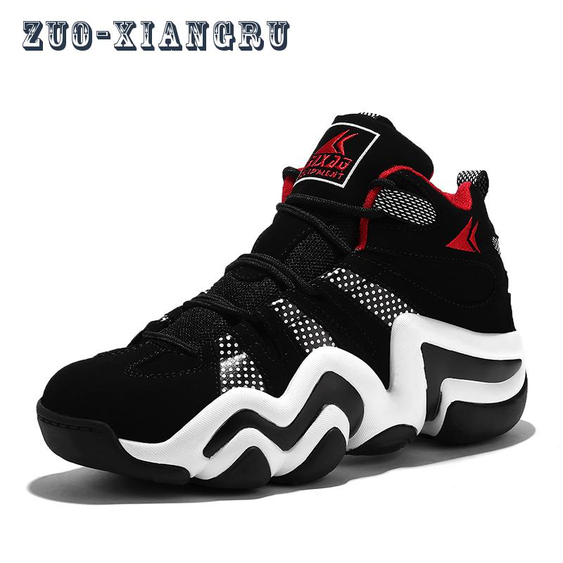 new leather sport shoes running shoes brand 2016