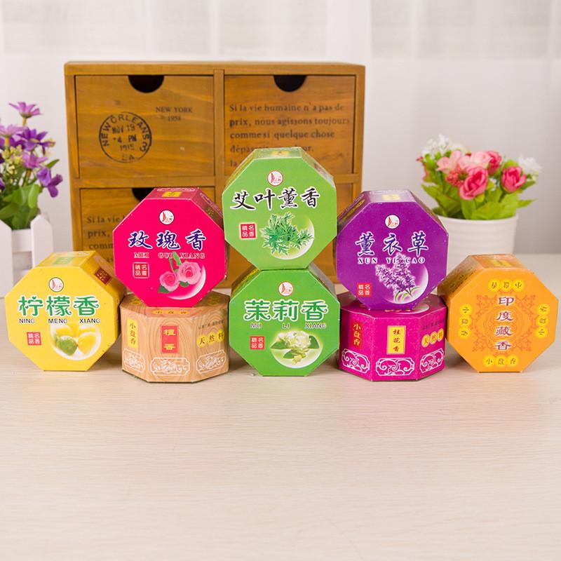 32pcs-box-Bathroom-Interior-Bedroom-Toilet-Odor-of-Natural-Perfume-Aromatherapy-Sandalwood-Coil-Incense-Tibetan-Incense (5)
