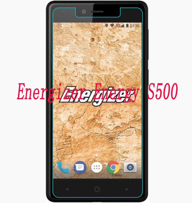 Smartphone Tempered Glass  For Energizer Energy S500  9H Explosion-proof Protective Film Screen Protector Cover Phone