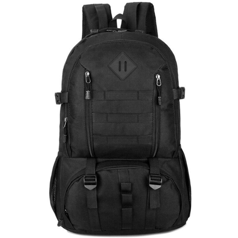50l mochila à prova d50água caminhadas caça mochila turística saco de esportes montanhismo mochila