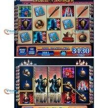 Черный рыцарь азартные игры доска/WMS NXT казино игры PCB поддержка сенсорный экран и купюр акцептер для слот монета операторская машина