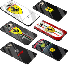 coque ferrari galaxy s7