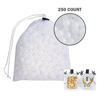 Sous Vide Vacuum Cooking Balls BPA Free 20mm 250 Balls with Mesh Drying Bag For Innova Cookers Anova Vacuum Cooking Machine