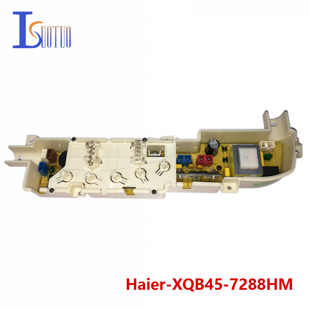 Haier washing machine brand new computer board XQB45-7288HM XQB50-728E XQB45-7288K 55-0528 excellent washing machine filter xqb50 728e double 4380a xqs50 728a