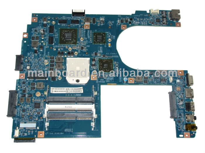 Laptop font b Motherboard b font for Acer Aspire 7552G series MBPZS01001 48 4JN01 01M Mainboard