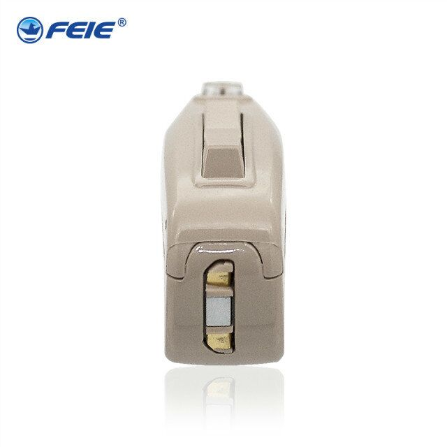 New Rechargeable ear hearing aid mini device ear amplifier digital hearing aids behind the ear for deaf elderly MY-202 new rechargeable ear hearing aid mini device ear amplifier digital hearing aids behind the ear for elderly acustico eu plug