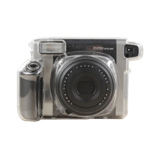 Clear Crystal Plastic Protect Case bag for Fuji Fujifilm Instax Wide 300 Instant Photo Camera