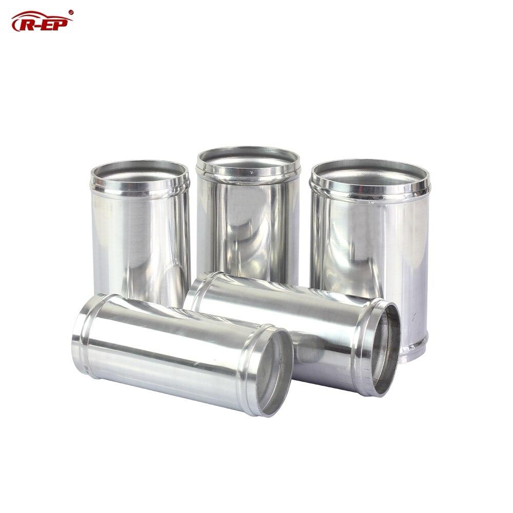 R-EP Air Intake Aluminium Rohr 51/57/63/70/76mm für Anschluss Cold Air Intake schlauch DIY Rohr für Motor Air Flow Tuning