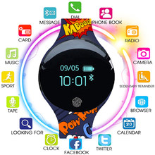 Hot Verkoop IOS Android Smart Horloge Waterdicht IP65 Bluetooth Sport Smartwatch Mannen Vrouwen Horloges Vingerafdruk Boot reloj inteligente(China)