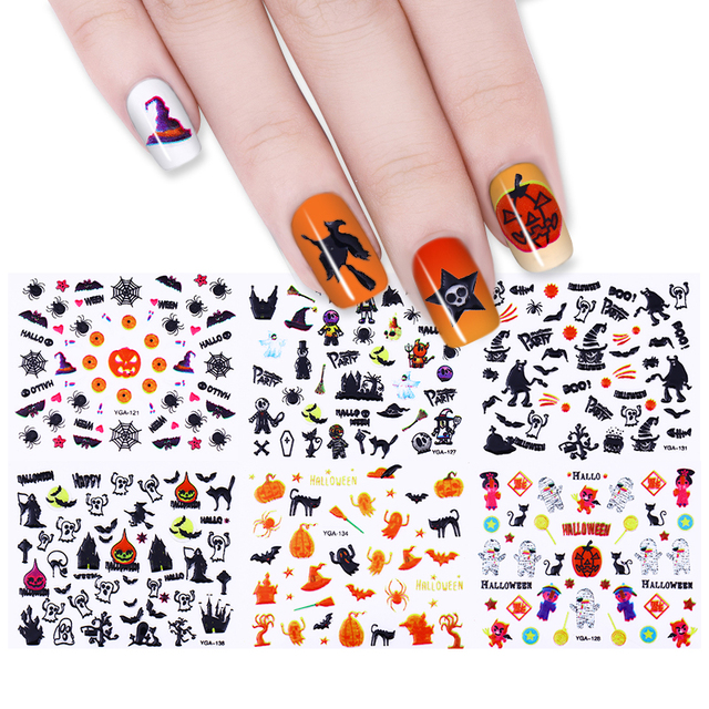 Decoration ongles stickers
