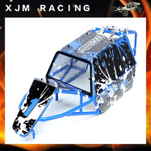 1/5 rc car GT Roll Cage and with body shell for baja 5b parts