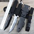 Kostenloser versand Tauchen messer Die leggings gerade messer Outdoor kleine messer überleben gerade messer-in Messer aus Werkzeug bei