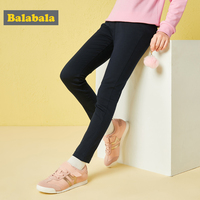 Children pants for autumn cotton casual girls clothes 2018 trousers fashion design leggings spring pants vintage for lovely prin