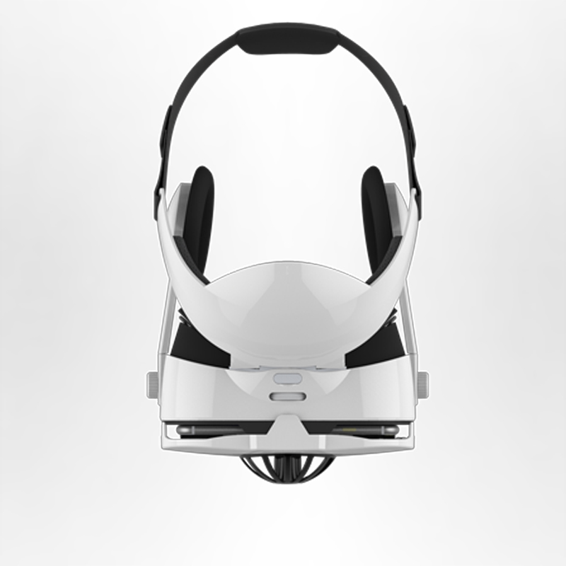 Viar Helmet 3D VR Glasses Virtual Reality Headset For iPhone Android Smartphone Goggle Casque Smart Phone 3 D Lenses Binoculars 2