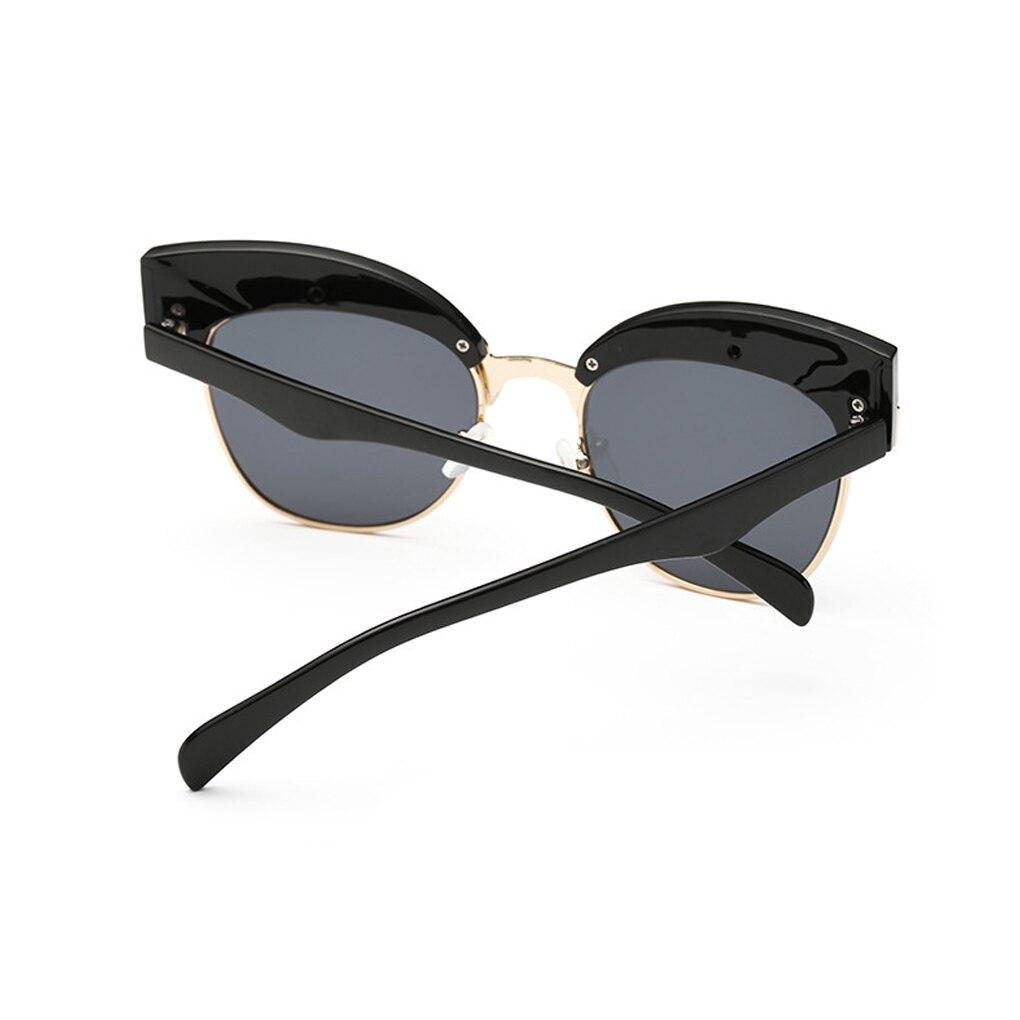 Donne Occhiali Gradiente Eyewear 1 Eye Uv400 Sole 5 6 3 4 Lente Telaio Fashion 2 In Metallo Per Da 8 7 Le Cat 4wg660xd