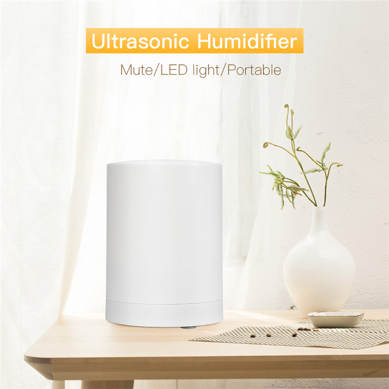 250ml Electric Ultrasonic Air Humidifier Aromatherapy Essential Oil Aroma Diffuser with LED Light for Beauty Salon SPA Room 38 нож enlan el 03c длина лезвия 109мм