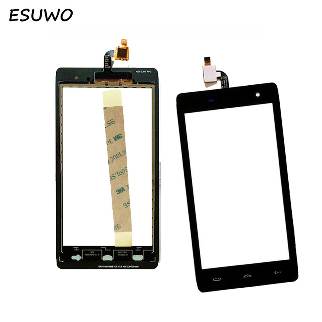 ESUWO Touch Screen For HOMTOM HT20 Touchscreen Panel Digitizer Sensor Front Glass Replacement