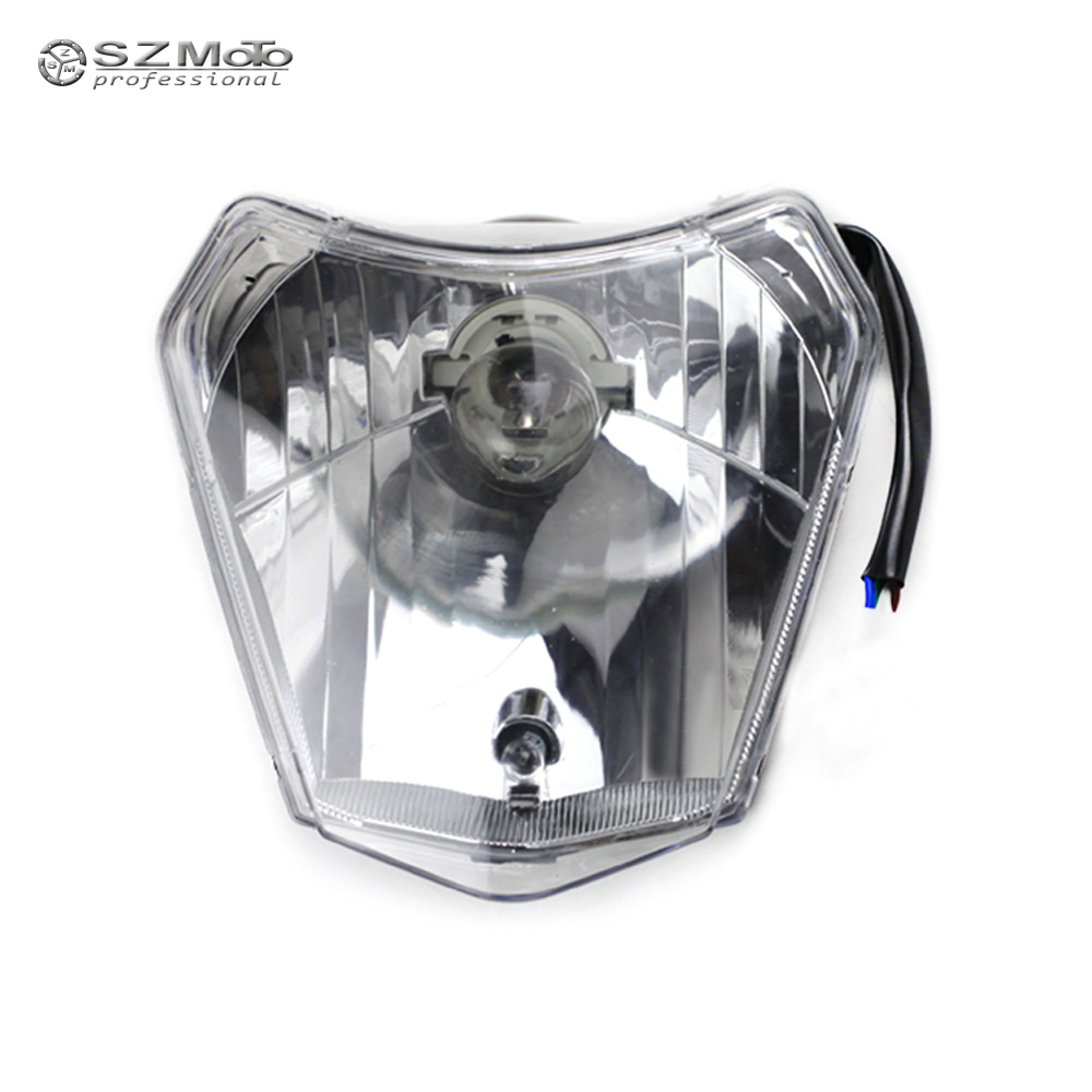 KTM H4 HEADLIGHT LED UPGRADE BULB E-XC XCW EXC-F XCF-W XC ENDURO HI LO