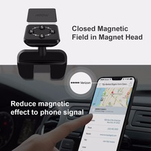 Universal Magnetic Phone Car Mount/Cell Phone Holder