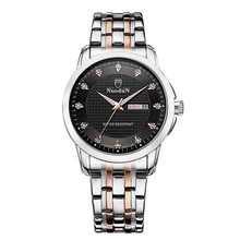 Мужчины Часы 2016 Мужские Золотые Часы Новый Кварцевый Мода Часы Мужчины Наручные Часы Женщины 40 мм Водонепроницаемый Золотые Мужские Часы Heren Horloge