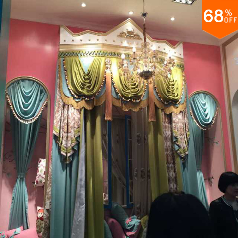 Kings 2017 the queen and king magnetic curtain with magnet curtain set window curtain bedroom hotel crystal bead curtain kitchen