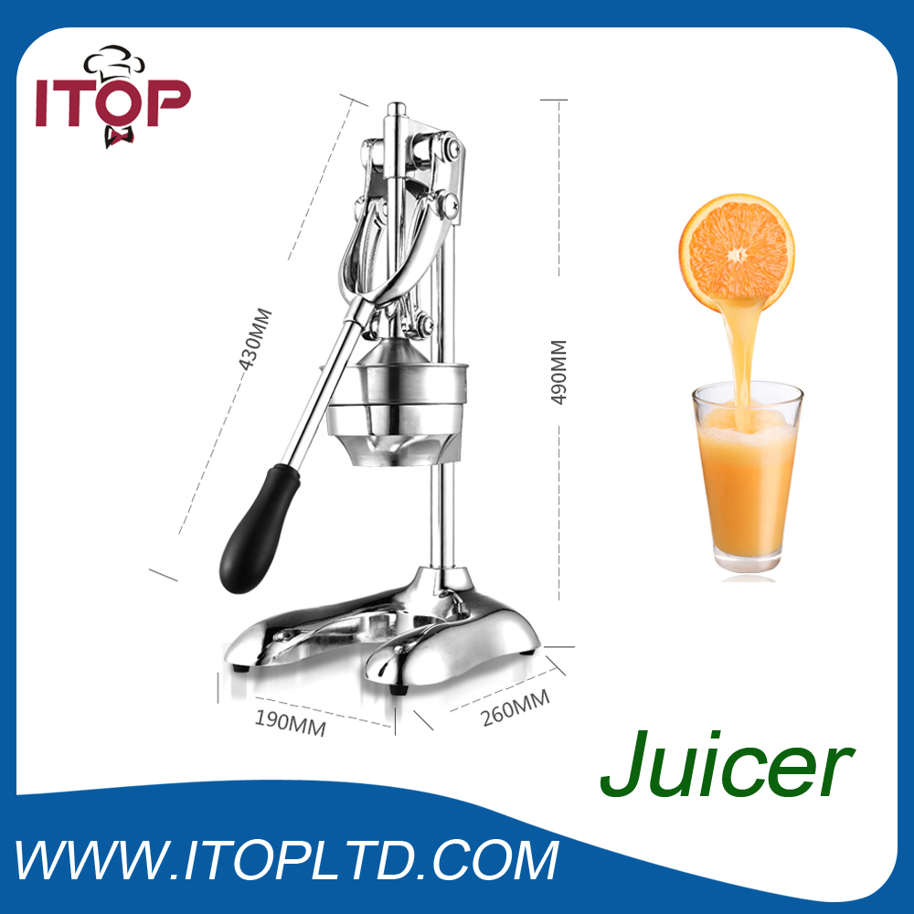 Creative Manual Juicer lemon exprimidor citrus squeezer fruit vegetable tools Zinc alloy Material Hand Press Juicer Food Machine healthy mini manual juicer with good price
