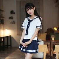 2017 winter japanse schooluniform sexy sailor kostuums anime meisjes jurk anime schooluniform cosplay