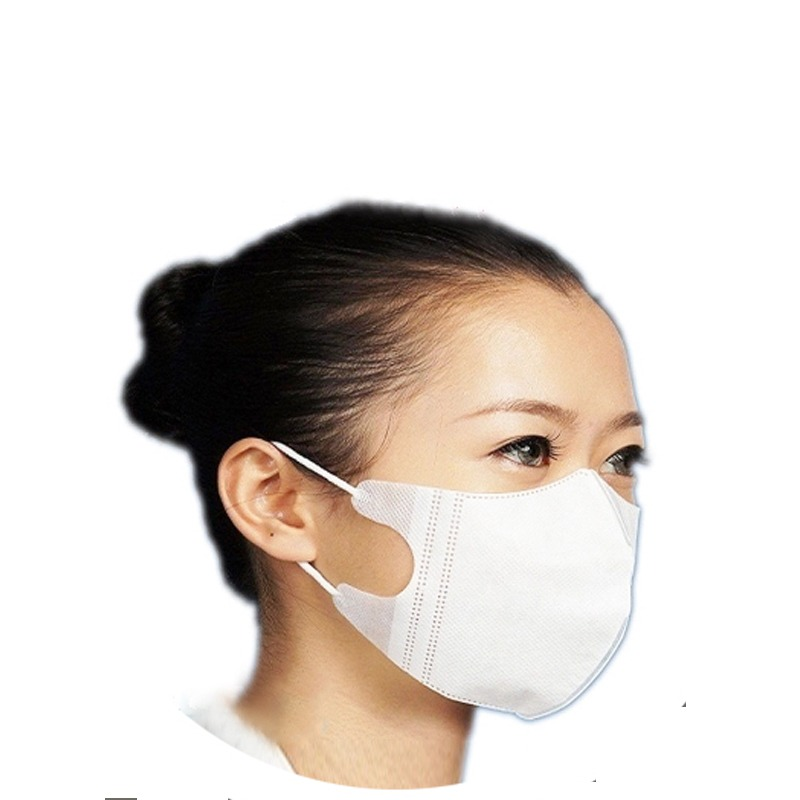10pcs Mask Dust Pollution Masks Medical Dustproof Surgical Face Mouth Respirator For Cycling Bike Bicycle Pm2.5 Disposable