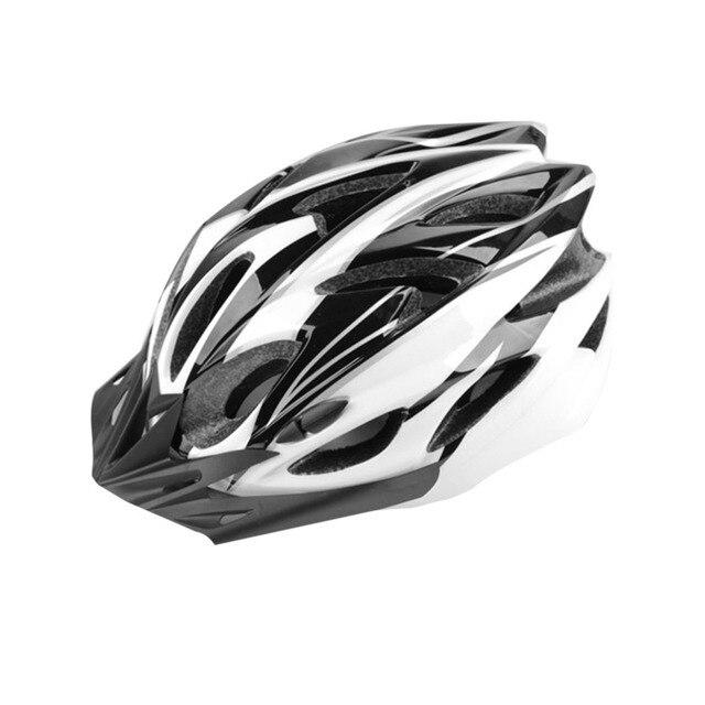 Mountain Bike Riding Helmet Eps Foam Pc Shell Road Safety Helmets For Giant Bike Breathable