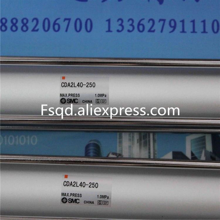 CDA2L40-250 SMC Standard cylinder air cylinder pneumatic component air tools CDA2L series