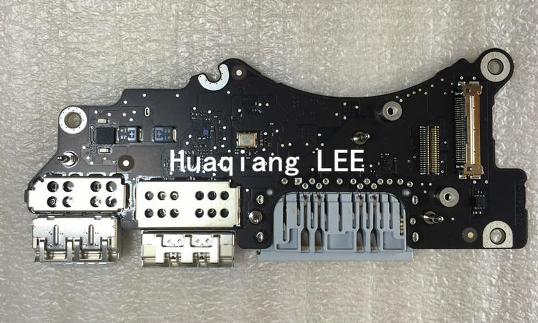 For 15 MacBook pro retina A1398 IO Board USB Board Power board 820 5482 06