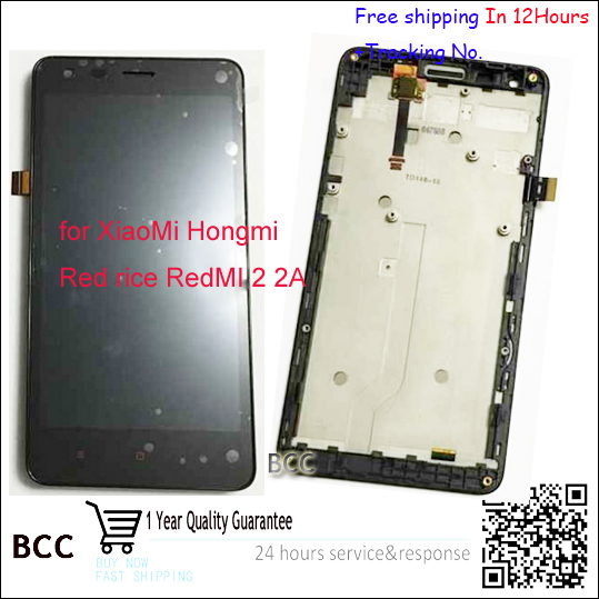 Подробнее о 4.7'' for XiaoMi Hongmi red rice Redmi 2 2A LCD Display Screen Touch Screen digitizer with frame,Test ok+Tracking Code 1280x720 9 7 for ipad air2 for ipad6 lcd display screen touch screen digitizer test ok tracking code 2048x1536 resolution
