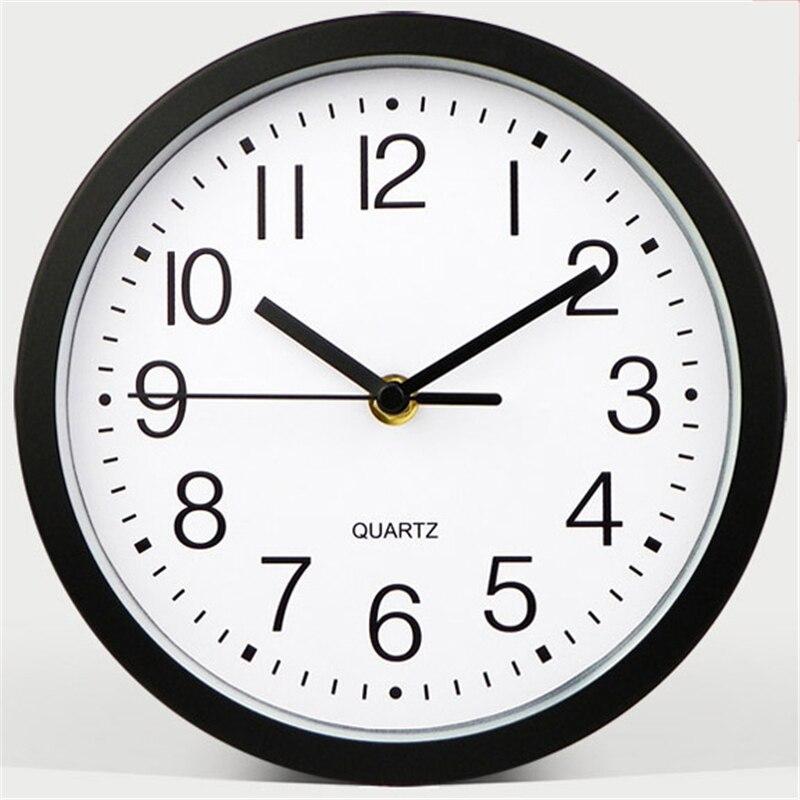 Quartz Modern Wall Clock Creative Modern Design Home Decor ...