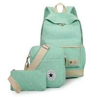 Fashion Panda Design Women S Composite Bag Canvas Cartoon Daypack Back Pack Children Character Shoulder Bag
