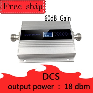 Image 3 - 4G LTE DCS 1800 MHz Cellular Repeater GSM 1800 60dB GAIN GSM 2G 4G amplificador 15M 4G โทรศัพท์มือถือสัญญาณ Booster 1800 MHZ