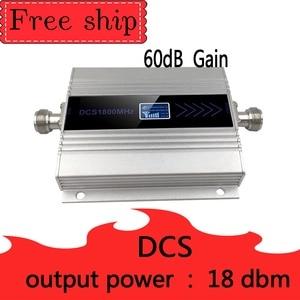 Image 3 - Ripetitore cellulare 4G LTE DCS 1800mhz GSM 1800 60dB guadagno GSM 2G 4G amplificatore 15M cavo 4G ripetitore del segnale del telefono cellulare 1800 MHZ