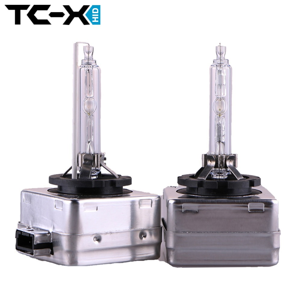 TC-X 2 Pieces D1S Replacement HID Xenon Bulbs 12V 35W 6000K 8000K for Mercedes-Benz BMW Audi Porsche Land Rover Car light bulbs 2 pieces xenon bulbs car lamp d4r 4300k 42406wx 6000k 12v 35w