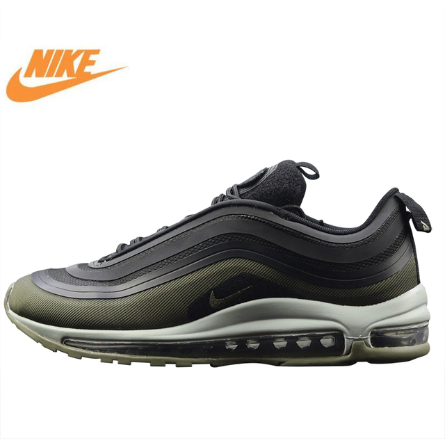 best website 40ef2 2af7b Nike Air Max 97 Ul 17 Hal Men's Running Shoes , High Quality Sports Shoes  Shock Absorption Breathable Non slip AH9945 001-in Running Shoes from  Sports ...