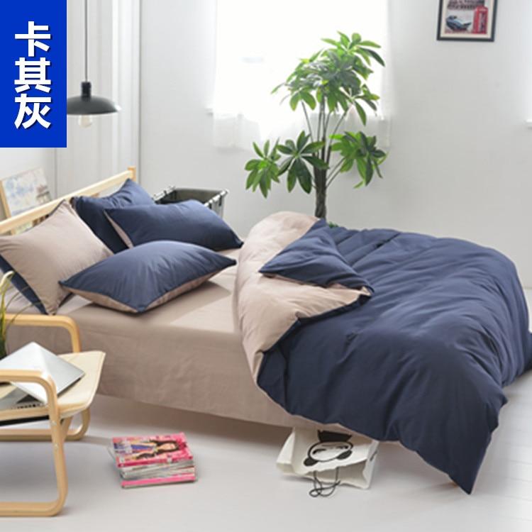 4/3 pièces coton enfants hibou garçons/filles ensemble de literie 3d linge de lit avec housse de couette/drap de lit/taies d'oreiller king/twin/queen size