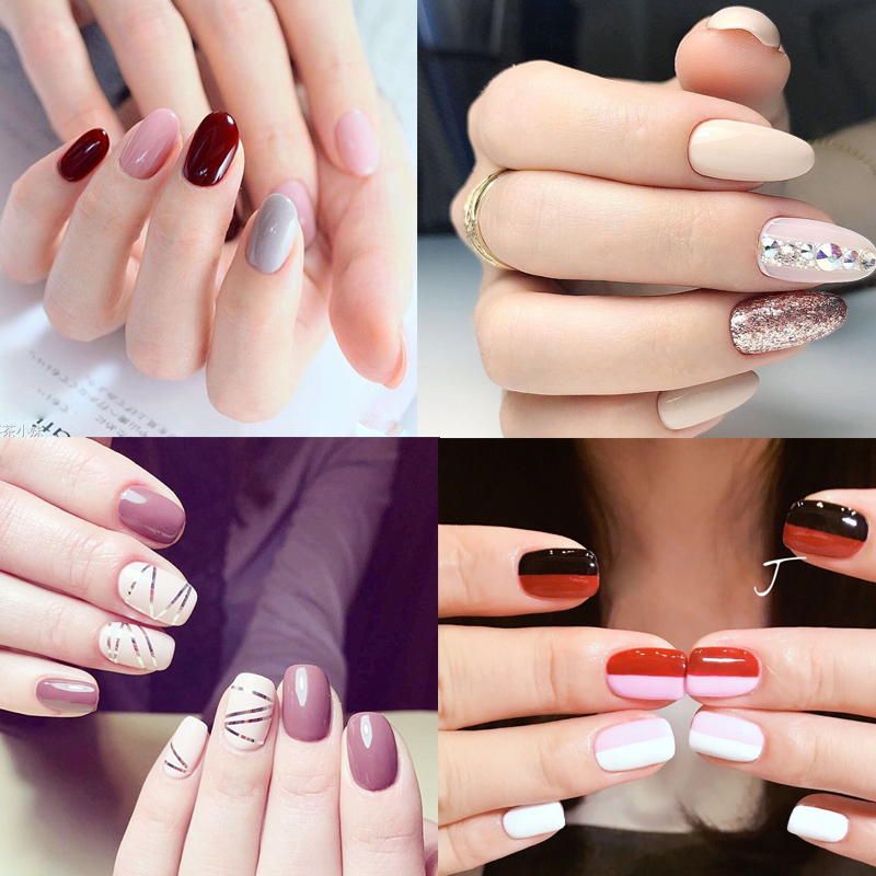 Newest Nail Colors | Best Nail Designs 2018