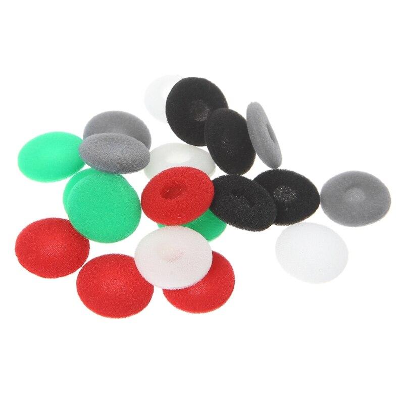 20pcs Ear Pad Earcap Sponge Cover Replacement For Headphones Bluetooth Earphones Online Shop