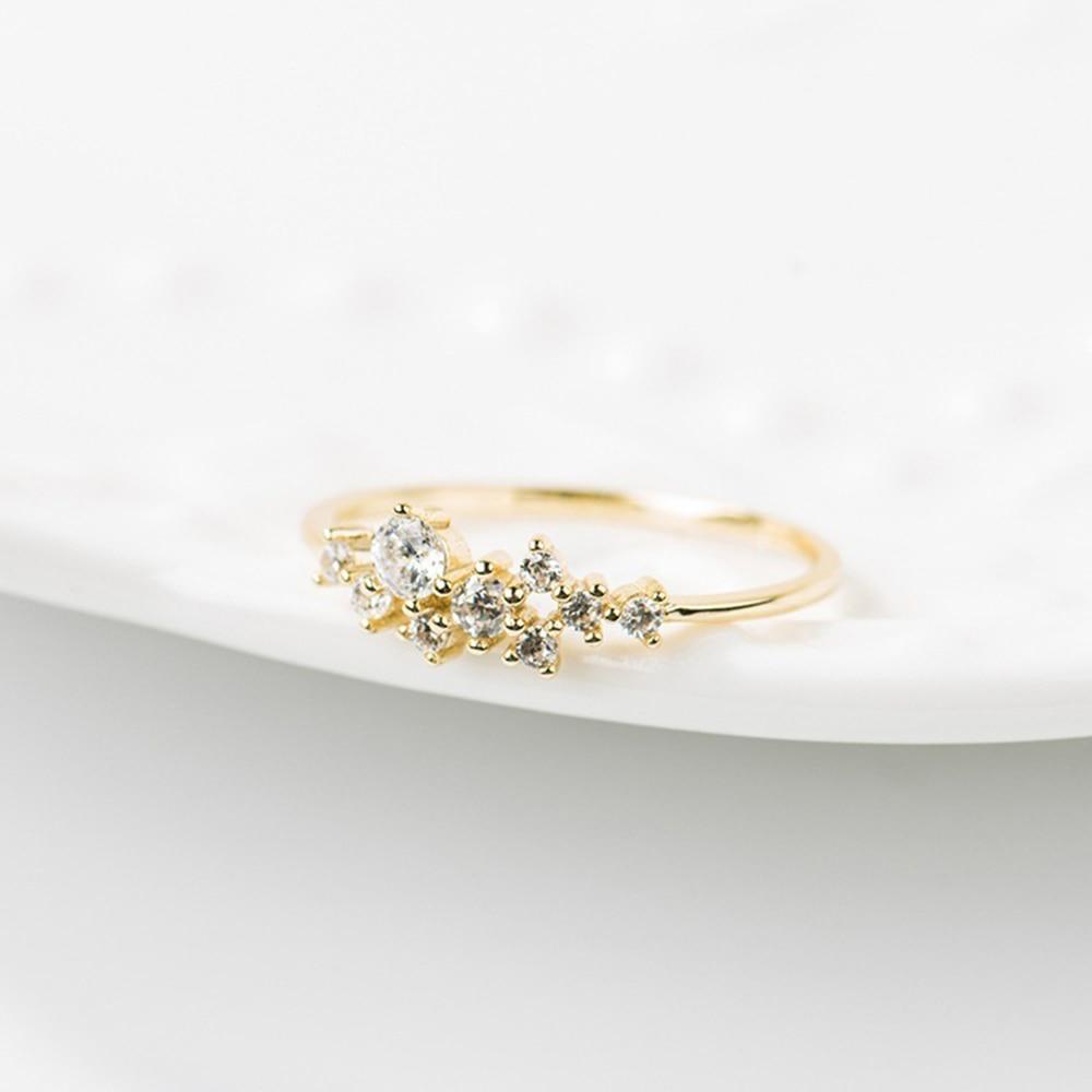 Dainty Wedding Rings