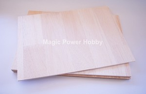 Image 4 - AAA+Balsa Wood Sheet Balsa Plywood A3 A4 size 420mmx297mm 297mmx210mm 2~5mm Thickness For RC Airplane Boat Model Sand Table DIY